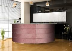 Muebles de oficina con piedra natural stoneplus �