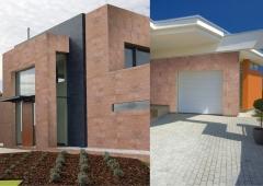 Revestimiento fachadas exteriores con piedra natural Stoneplus �