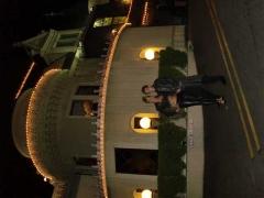 Jammes & andrea en el magic castle de hollywood
