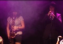 Siames grupo - orquesta 9 componentes pop/rock 100% en directo. valencia y toda espa�a. - foto 9