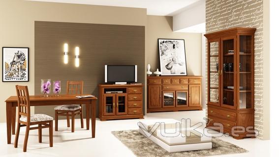 F brica de muebles tante sonseca for Muebles rusticos toledo