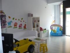 Zona de juegos � Pelupeques peluquer�a infantil � Torrej�n (junto a Parque Europa)
