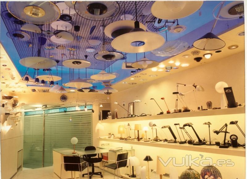 Foto tienda de iluminaci n en vitoria - Iluminacion vitoria ...