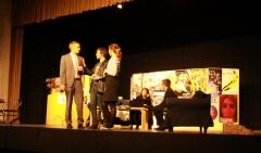 Espectaculo del teatro de slu madrid