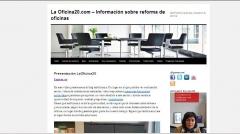 Visita nuestro blog http://www.laoficina20.com  lupass oficinas