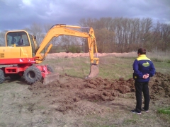 Cursos de excavadora