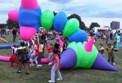 Organización de eventos infantiles, celebraciones privadas...