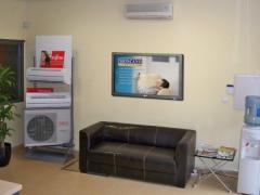 Sala de espera en nuestras instalaciones