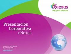 Presentaci�n corporativa de eNexus - http://www.enexus.es