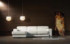 Sofa chaislonge telas a elegir