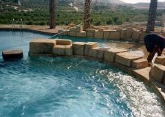 Tematizaci�n de piscina