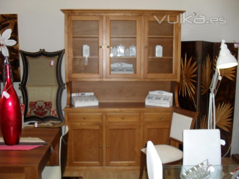 Foto mueble alacena en casta o todas las posibilidades de - Muebles de castano ...