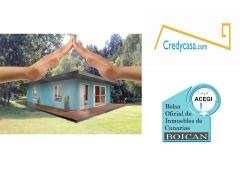 Con credycasa, tu vivienda a la venta bolsa oficial de viviendas sur tenerife