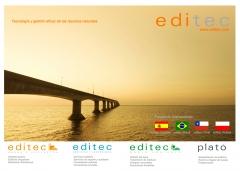Mirando nuevos horizontes: Editec entra en nuevos mercados nacionales como internacionales.