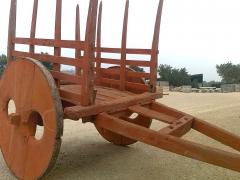 Carro gallego antiguo