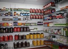 Secci�n de Nutrici�n Deportiva desde Prote�nas, (bcaa�s), Creatinas, Quemadores de grasa....