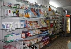 Secci�n de Cosm�tica Natural (Cremas Faciales, Corporales..) - Diet�tica y Nutrici�n (Jalea Real...)