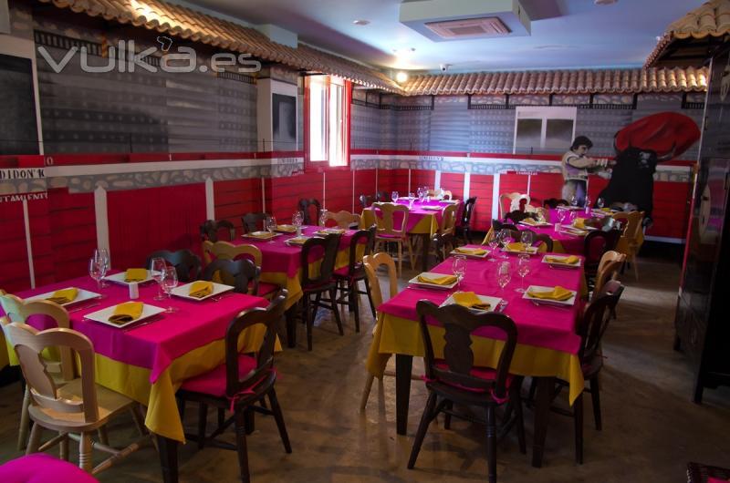 Cerveceria restaurante la muralla - Salon toro barcelona ...