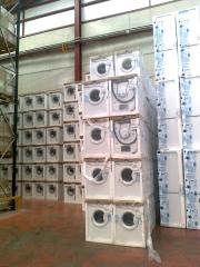 transporte logistica y distribucion de gama blanca