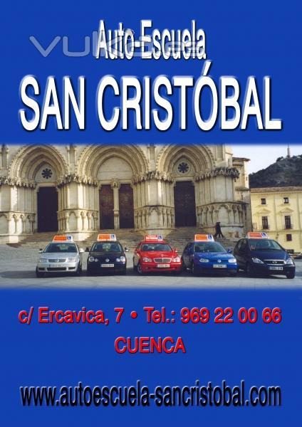 autoescuela de cuenca San Cristobal
