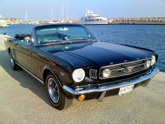 Ford mustang gt 1966