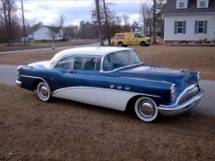 Buick super 1954