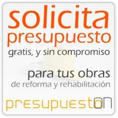 Presupuestos de reformas y rehabilitacion