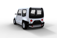 Little4 - (coche 100% eléctrico) made in spain