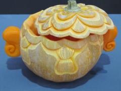Even-art. decoraci�n con frutas......talladas. - foto 9