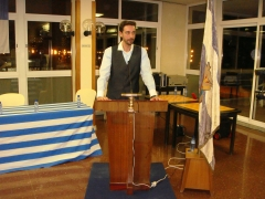 Ferran molinas navarro en la conferencia clausura