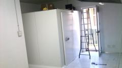 Construccion de camaras frigorificas a medida del cliente.