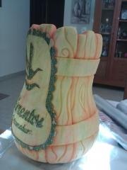 Even-art. decoraci�n con frutas......talladas. - foto 5
