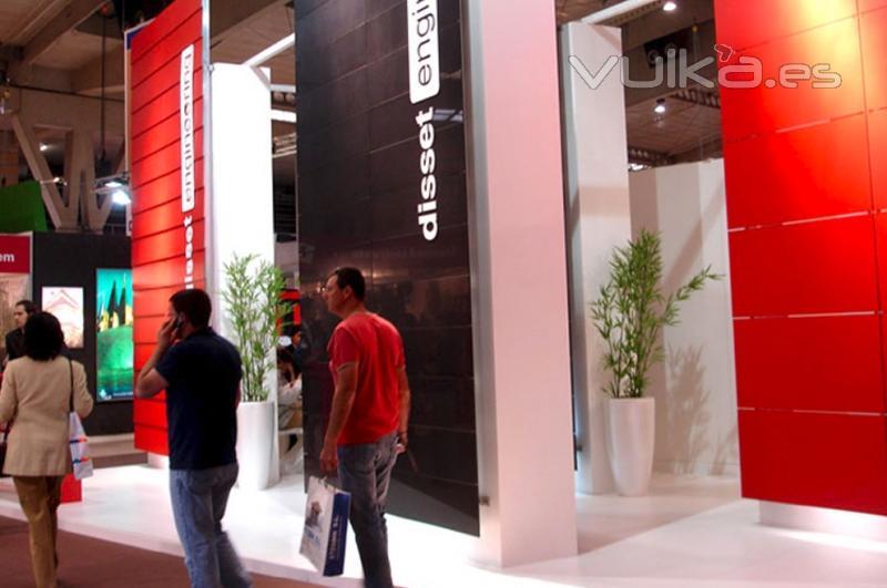 Foto stand barcelona for Empresas de construccion en barcelona