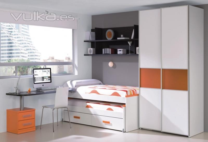 Muebles guerrero estudio interior - Dormitorios juveniles almeria ...
