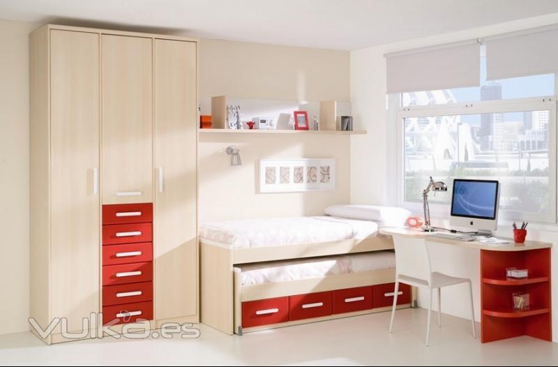 Foto dormitorios juveniles a su medida y con el mejor precio for Precios de dormitorios juveniles