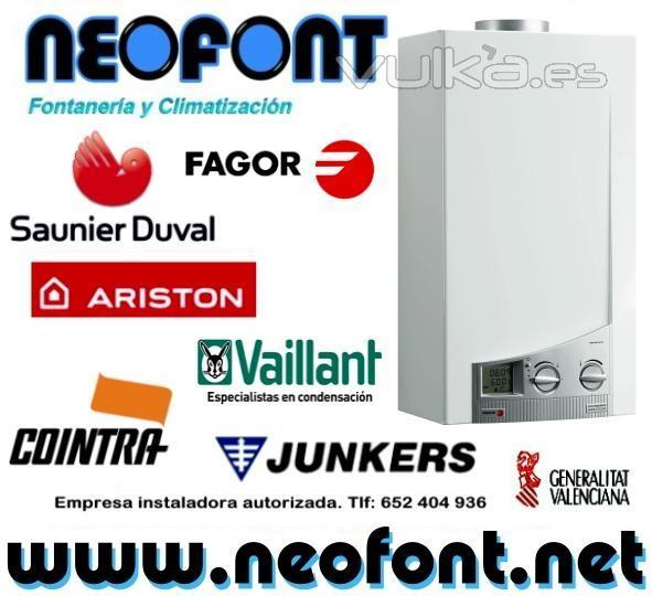 Reparacion de termos electricos alicante - Termos electricos valencia ...