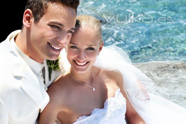 reportaje creativo de boda en nerja