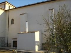 Iglesia de driebes fachada norte despues