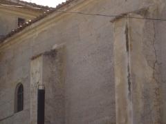 Iglesia de diiebes fachada norte antes
