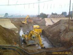 Obras hidraulicas en canales