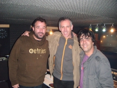 Jota Audiosuite, Fernando Suaves y Jose Sublevados