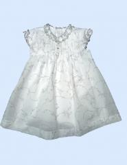 Colecci�n verano vestido para ni�a. vestido lino para ni�a.