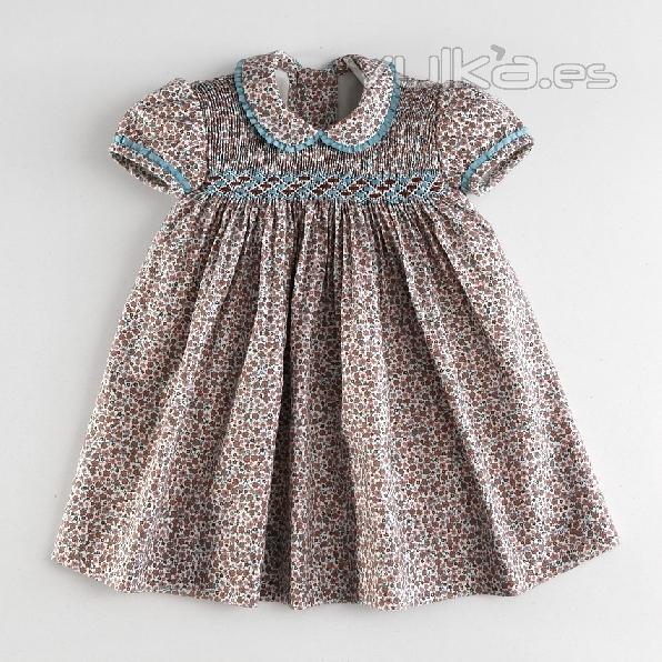 e8508aade5 Foto  Vestido de niña bebé
