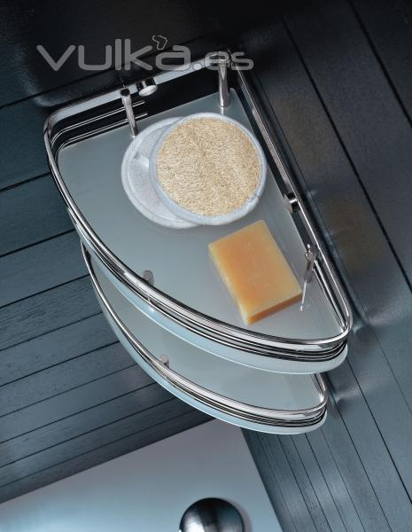 Foto accesorios de ba o t luce especiales para duchas de - Radiadores de gel ...