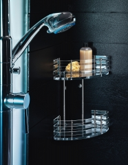 Accesorios de ba�o especiales para duchas de clase t luce en lineaba�o