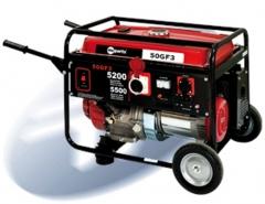 Generadores de corriente migarden en www.lamarc.es