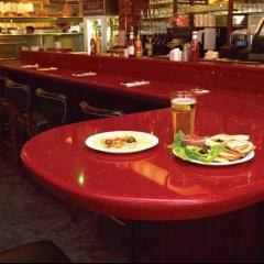 Barra restaurant silestone eros stelar