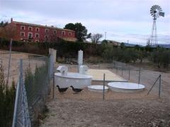 Estaci�n biol�gica depuradora de aguas residuales at250 en hotel-restaurante