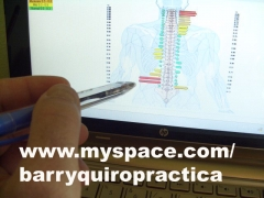 Quiropractico Mark Barry-Imagen Neuro termografia