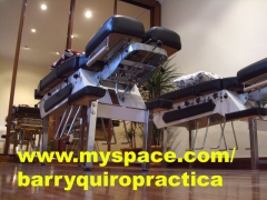 Centro Barry Quiropractica-Hi Tech Elite Treatment Tables